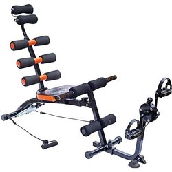 Six Pack Machine with Cycle