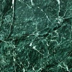 Polished Finish Green Marble Slab for Kitchen Top