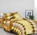 heavy glace cotton double Bedsheet
