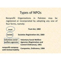 NGO / Trust Registration Service