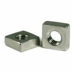 Mild Steel Square Nut