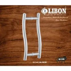 LB-PH-03 Stainless Steel 304 Grade Pull Handle