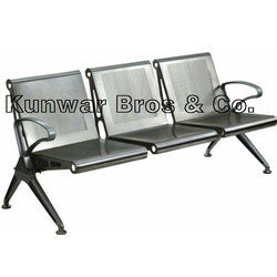 Steel Bench / Parking Bench
