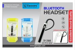 TROOPS TP-7069 BLUETOOTH HEADSET