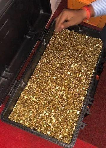 Sksgtc 22 Carat Gold Bars Nuggets