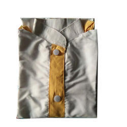 Cotton Girls School Shirt, Size: Large