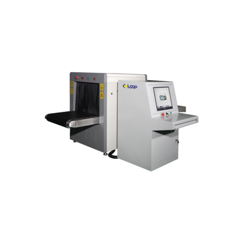 Loop Scano-200 (6550) X- Ray Baggage Scanner Metal Detector