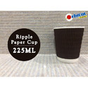 225 ml Ripple Paper Cup