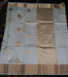 Handloom Muga Silk Saree