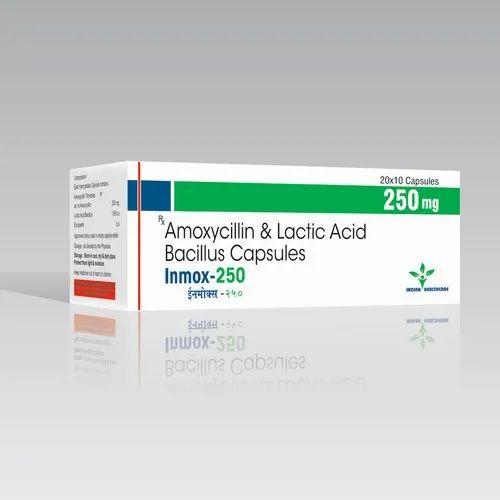 Amoxycillin Lactobacillus Capsule