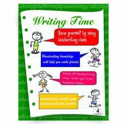 Cursive Writing Book Volume 4