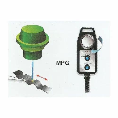 Manual Pulse Generator Simulation