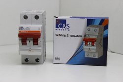C&S Electric Wintrip 2 Isolator 2 Pole