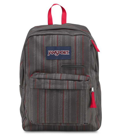 Casual Backpacks - Backpack (Multi Black Painted Stripes) Manufacturer from Bengaluru