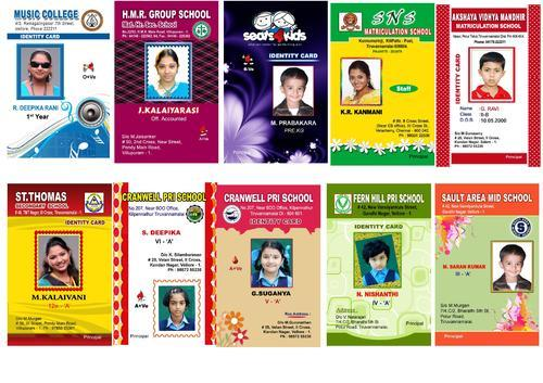 school id cards templates