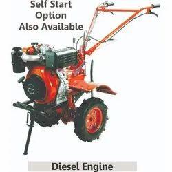 Diesel Rotary Power Tiller