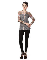 Checkered Formal Top
