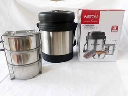 3e90a007b97b Milton Thermosteel 3 Container Tiffin Box