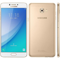 Samsung Pink And White And Blue Galaxy C7 Pro