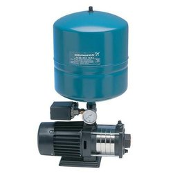 Grundfos Electric Pressure Booster Pump, Voltage: 230 V
