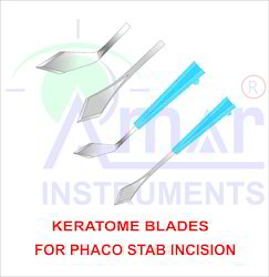 Keratome Knives Pointed Tip