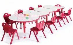 Play School Designer Adjustable Furniture