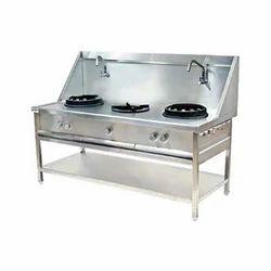 MS 3 Chinese Cooking Range