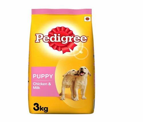 Pedigree Puppy Dog Food Chicken Milk 3 Kg Pack Pedigree Pet Food