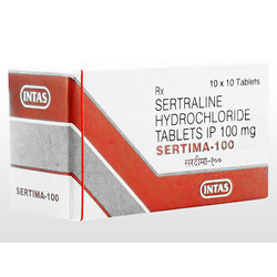 Sertima-100 Mg Tablets