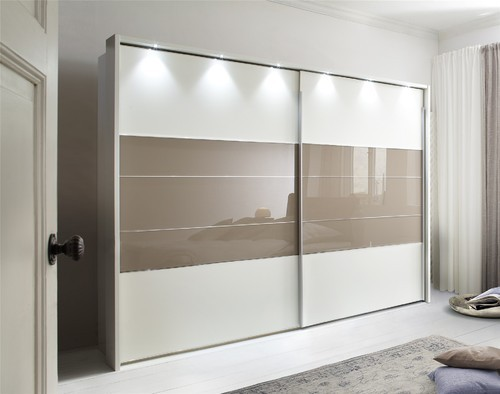 Sliding Door Wardrobe At Rs 1500 Square Feet Sliding Wardrobe