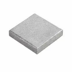 Grey Rectangular Square Concrete Patio Block