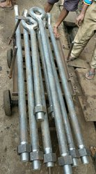 Mild Steel Round Eye Bolt M56