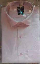 Plain Men Linen Shirt, Size: 38, 40, 42 & 44