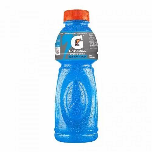Gatorade Blue Bolt Flavour Sports Drink Pack Size 500 Ml