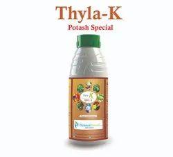 有机钾肥(Thyla-K),农业,目标作物:蔬菜