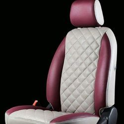 Colored Car Seat Cover