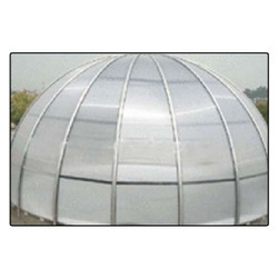 Dome Roofing Shed