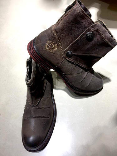 ever popular great fit differently Bugatti Leather Boot at Rs 2599   Leather Boots   ID: 15316067212