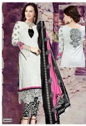 Pakistani Embroidery Salwar Suit