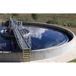 Water Treatment Clarifiers Systems