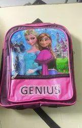 Galaxy Polyester Kids School Bag