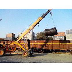 Mobile Crane Rental Service