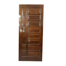 Finished Hinged Wooden Entrance Door, For Home