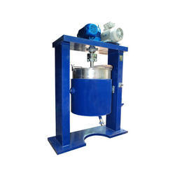 Mild Steel 50 Litre Attrition Mills Machine