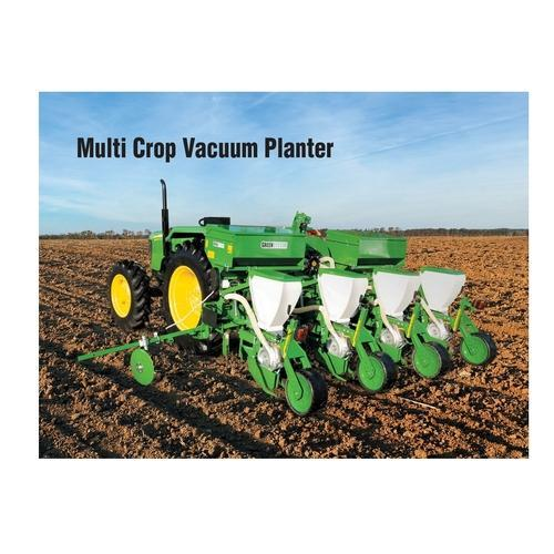 John Deere Multi Crop Vacuum Planter John Deere India Private