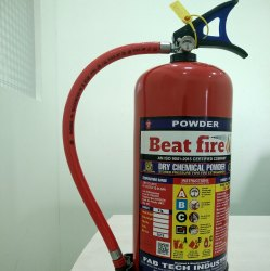 Beat Fire Mild Steel Fire Extinguisher 4, 6 & 9KG
