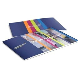Paper Booklet Printing Service, Size: Custom, Dimension / Size: A5