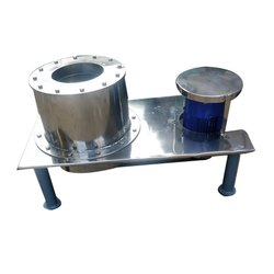 ME Stainless Steel Table Top Scale Centrifuge Machine