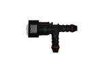 7.89 ID6 -3 Way Fuel Connector