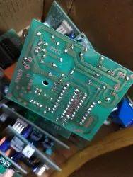 UV Sanitization Box Timer Circuits
